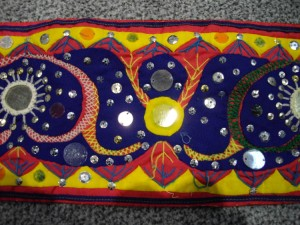 My Stole detail 2